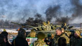 Krieg in der Ukraine Ukraine-Konflikt