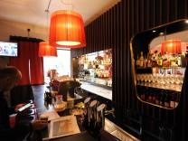 Das Café La Stanza im Lehel