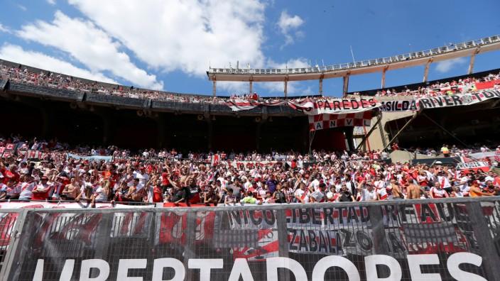 FILE PHOTO: Copa Libertadores Final - Second leg - River Plate v Boca Juniors