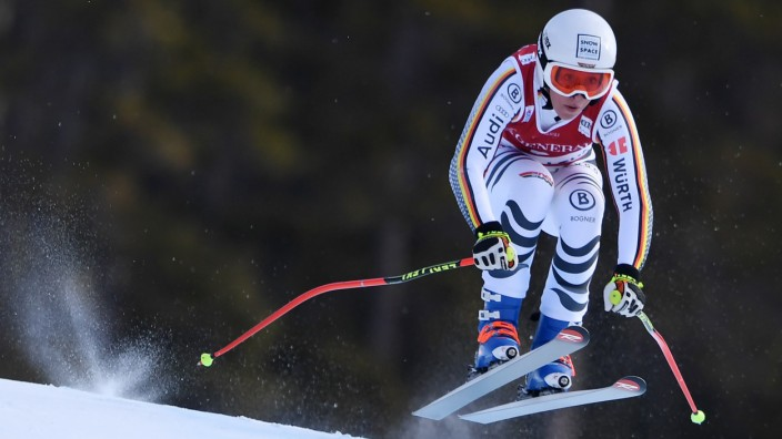 Alpin Ski - Audi FIS Alpine Ski World Cup Women 2019 - [Lake Louise] - Downhill - Training run (women)