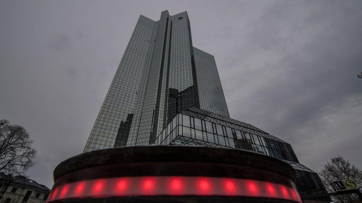 Deutsche Bank Der Geldwäsche Skandal Stinkt Gewaltig Wirtschaft