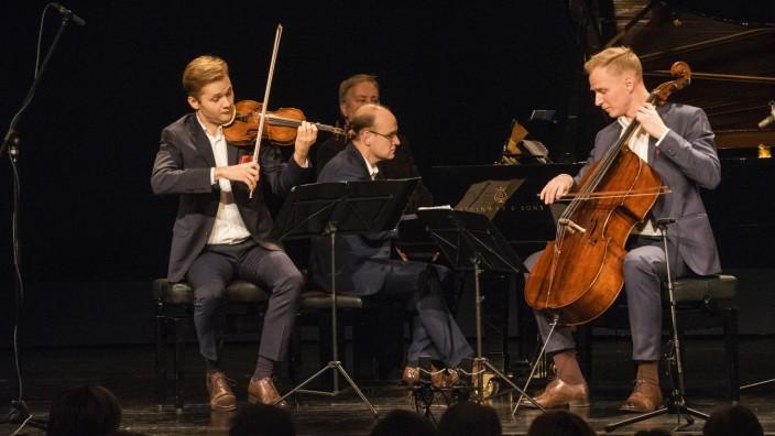 Pullach, Bürgerhaus, Konzert, Penderecki-Trio,