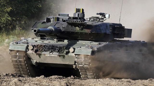 Sicherheitspolitik Ausrüstung der Bundeswehr