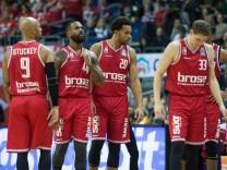 Basketball ALBA Berlin - Brose Bamberg