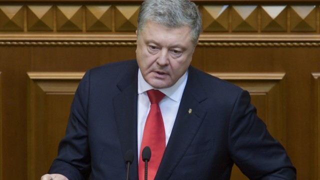 Politik Ukraine Konflikt um Meerenge von Kertsch