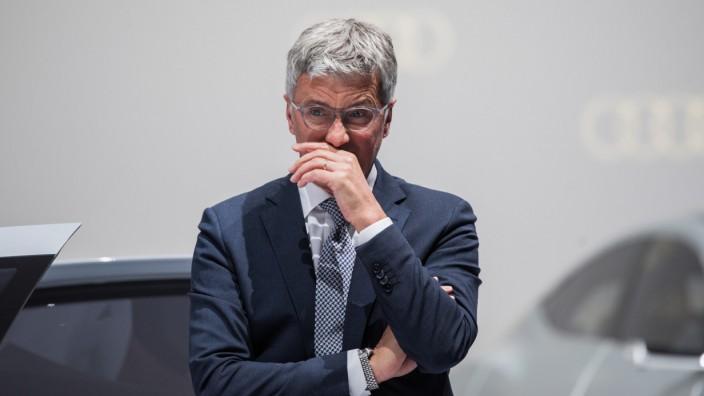 Rupert Stadler, ehemaliger Vorstandschef von Audi