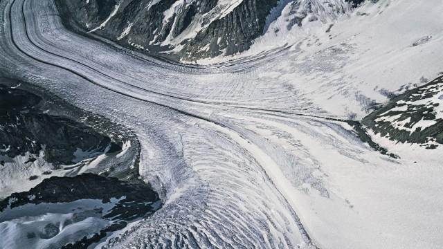 Geowissenschaften Gletscher