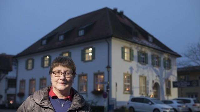 Claudia Hagen-Katzer, Gröbenzeller Weihnachtskugel 2018