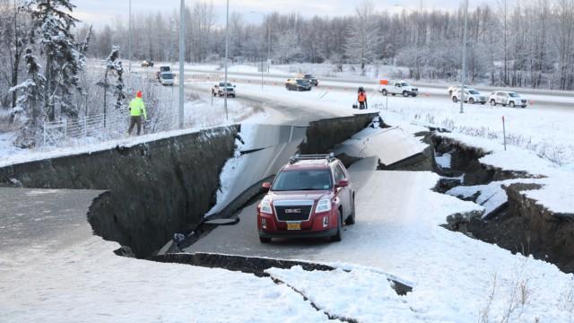 Erdbeben Alaska