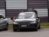 G20-Gipfel Merkel Ankunft