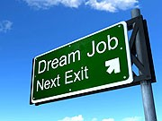 Bewerbung Traumjob