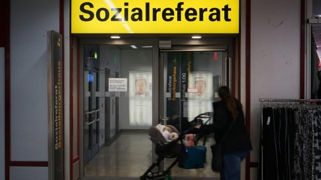 Süddeutsche Zeitung München Sozialbehörden