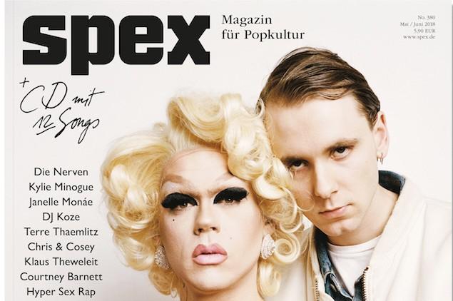 Spex Ausgabe