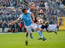 Stefan LEX 7 1860 vs Zwickaus 20 LANGE Z Fussball TSV 1860 Muenchen 1860 FSV Zwickau Z