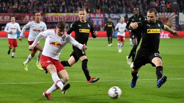 Bundesliga - RB Leipzig v Borussia Moenchengladbach