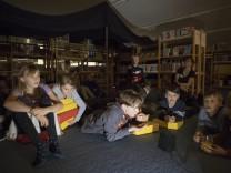 ARD Radionacht mit Kindern in der Stadtbibliothek Germering