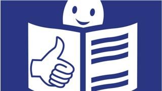 Logo Leichte Sprache - mdr