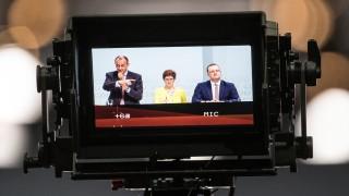 Die Story im Ersten; Machtkampf Merkel Story im Ersten ARD