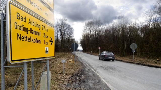 Radweg EBE8 - Nettelkofen-Grafing ST2089