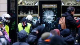 Politik Frankreich Gelbe Westen