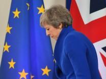 Brexit May EU