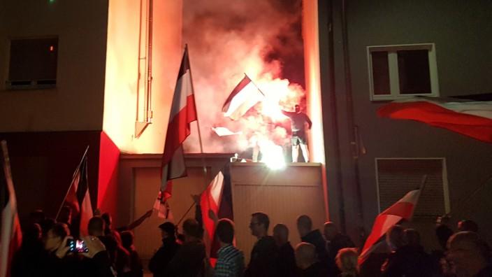 Behörden ermitteln nach Neonazi-Demos in Dortmund