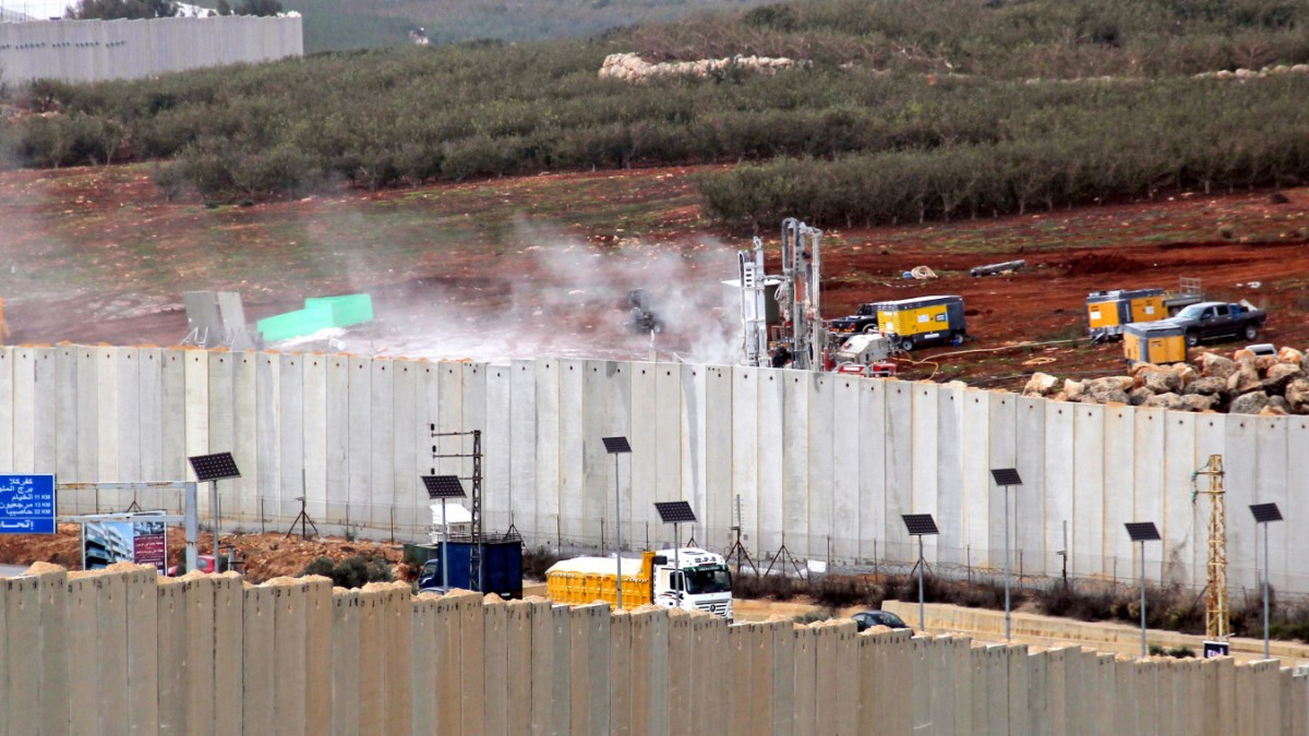 Israel startet Militäroperation zur Zerstörung von Hisbollah-Tunneln