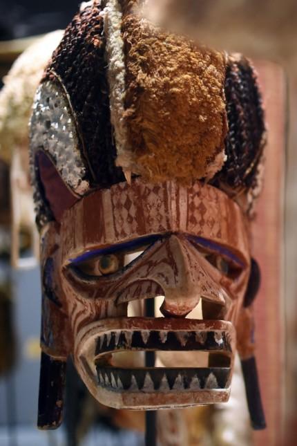Umzug Ethnologisches Museum