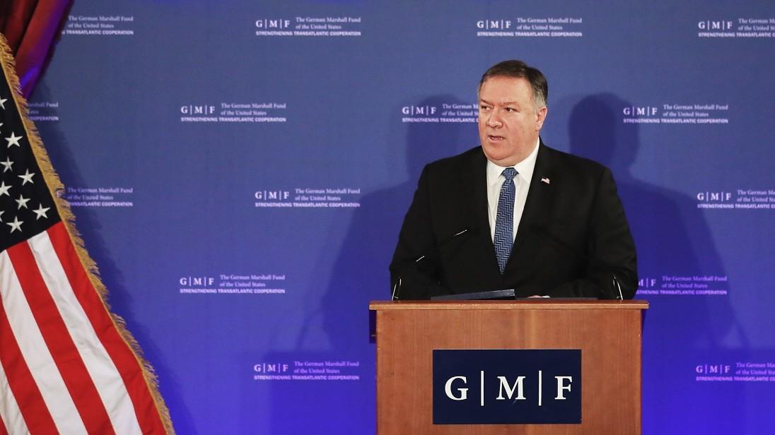 US-Außenminister stellt internationale Ordnung infrage