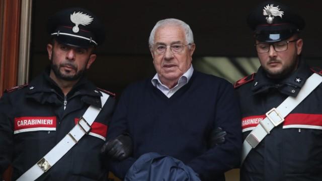 Anführer der Cosa Nostra auf Sizilien festgenommen