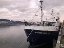 """Die """"Sea Eye 2"""" soll Flüchtlinge im Mittelmeer retten"""