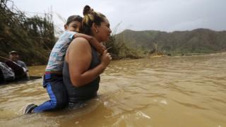 Hurrikan 'Maria'