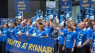 Ryanair - Einigungen im Tarifkonflikt