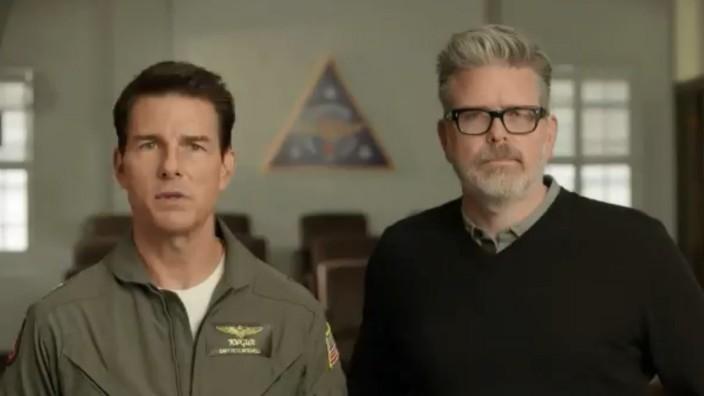 Tom Cruise McQuarrie