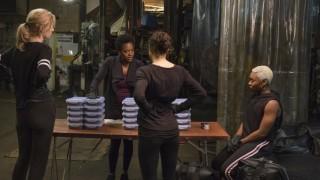 Der Film 'Widows' kommt Donnerstag in die Kinos