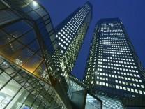 Police Raid Deutsche Bank Headquarters