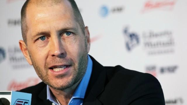Internationaler Fußball Gregg Berhalter