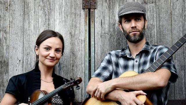 Sofia Talvik und Tim Rachel