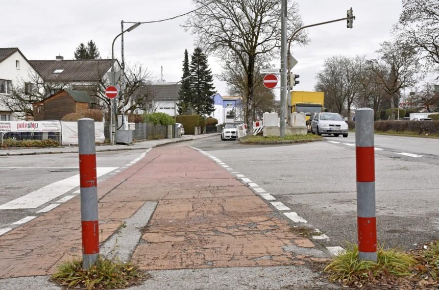 Germering Bahn Frei Für Radler Fürstenfeldbruck Süddeutschede