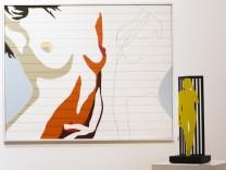 Brunnthal, Galerie Kersten, Ausstellung über Werner Berges,