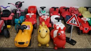 Spielzeug - Bobby-Car-Sammlung