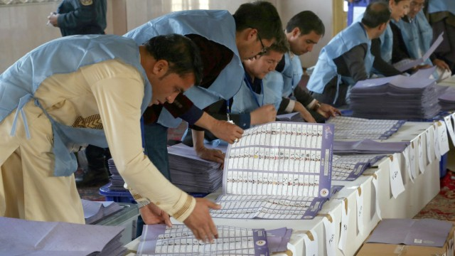 Nach den Wahlen in Afghanistan