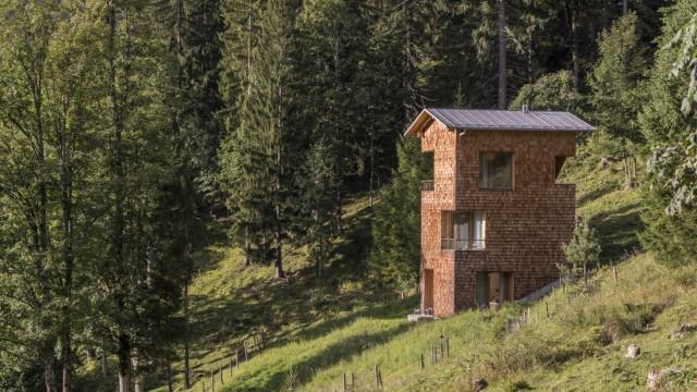 Architektur Bauen in der Natur