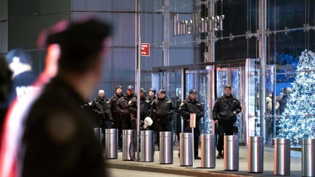 Kriminalität New York