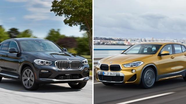 Autotest Vergleich BMW