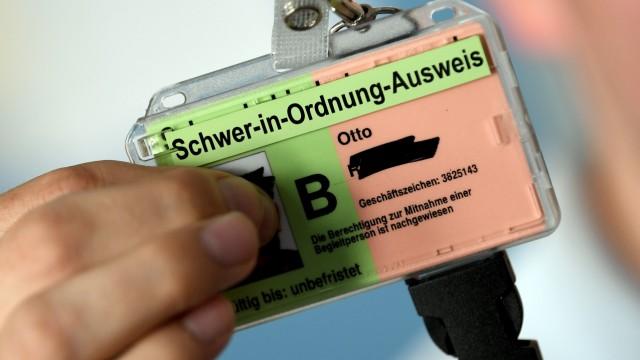 Schwer-in-Ordnung-Ausweis