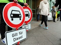 Jahresrückblick 2018 - Fahrverbote für Dieselfahrzeuge in Berlin