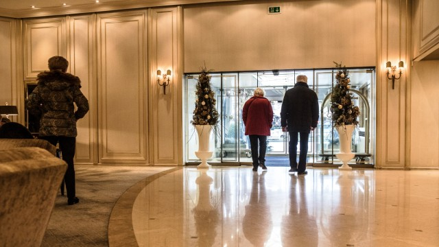 Hotel Königshof, bevorstehender Abbruch