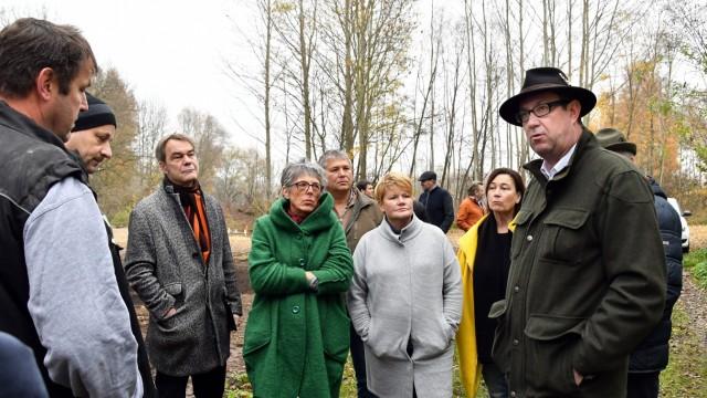 Erding CSU-Landrat gegen Grünen-Kreisrat