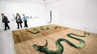 Kallmann-Preis: Vernissage, Preisverleihung des 1. Kallmann-Preises an die Berliner Künstlerin Yvonne Roeb